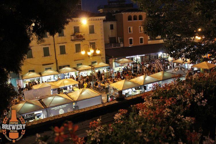 European Brewery Festival in Castelnuovo del Garda