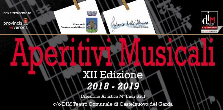 Castelnuovo del Garda: Nächster Termin mit dem musikalischen Aperitif