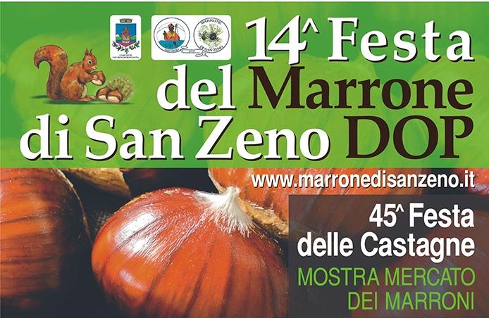 45. Kastanienfest in San Zeno di Montagna