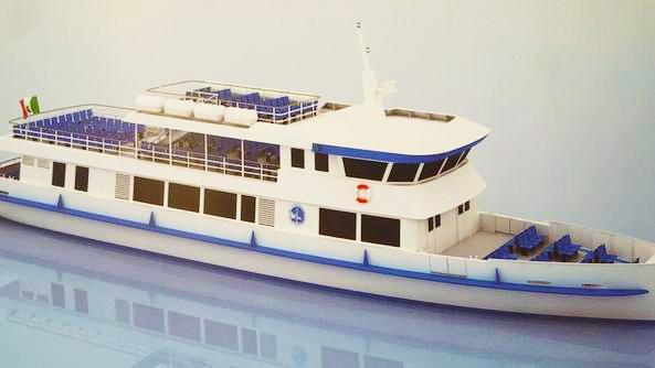 """Navigarda: ab Juli wird die """"Pelèr"""" auf dem See unterwegs sein"""