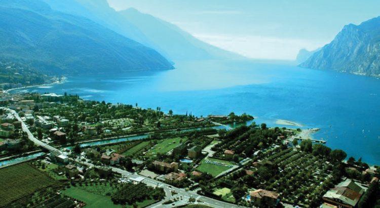 Torbole: Erinnerungen an die Front am oberen Gardasee