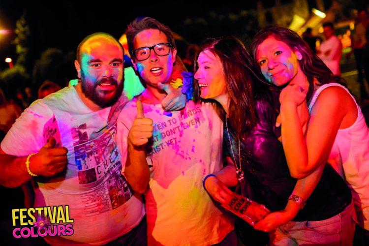 Brewery Festival 2017 und Colour Festival in Torri