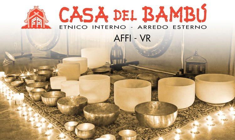 Klangkonzert im Casa del Bambù