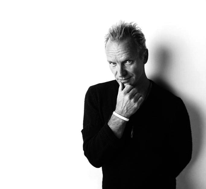 Sting ist am 28. Juli in Mantua zu Gast