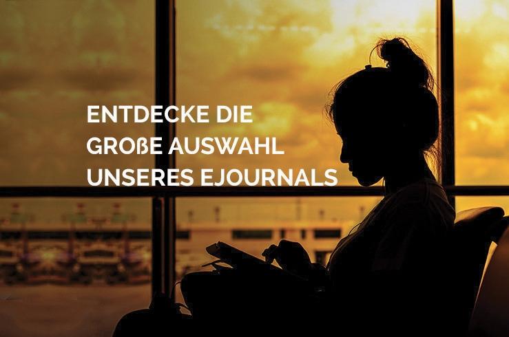 """Air Dolomiti & eJournals: ein  neues """"digitales"""" Flugerlebnis"""
