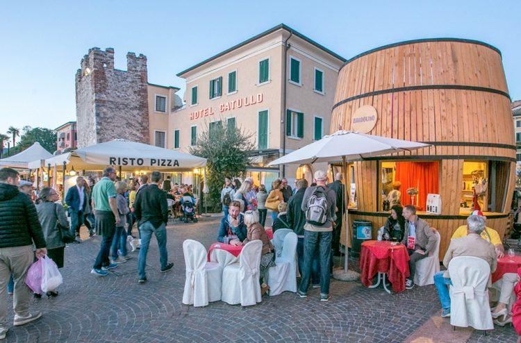 In Bardolino dreht sich für zwei Tage alles um den Novello-Wein