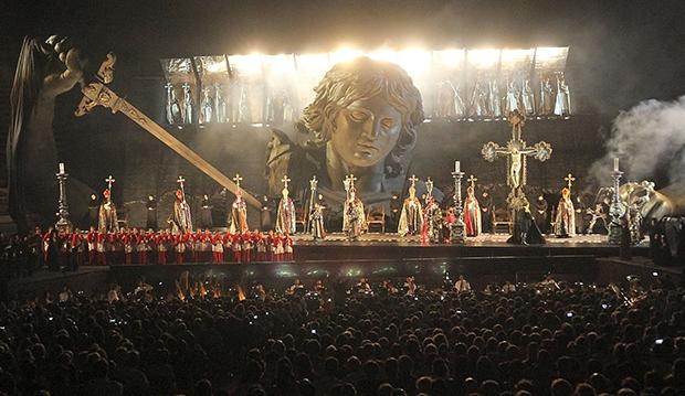 In Verona hat die Festspielzeit begonnen