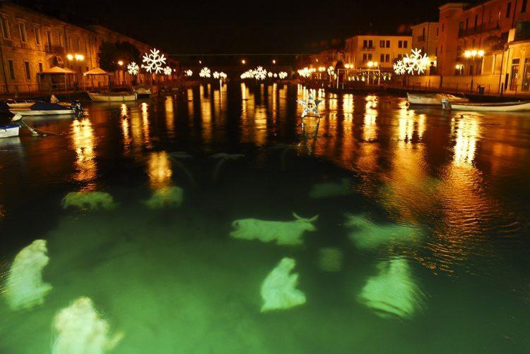 Festliche Tage in Peschiera del Garda