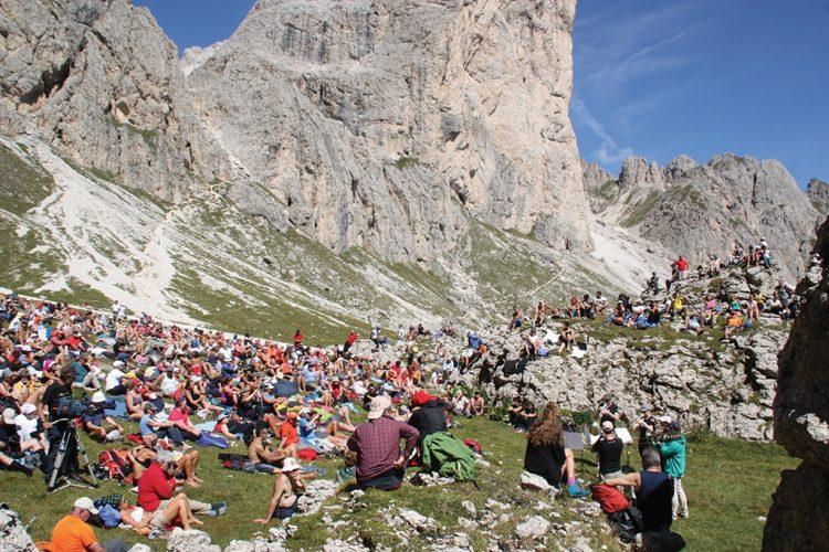 Klänge der Dolomiten: Musikfestival beginnt am 7. Juli
