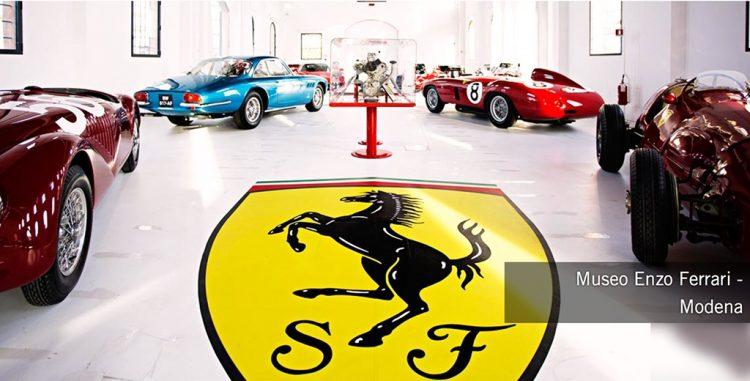 Fest der Leidenschaften im Museo Enzo Ferrari