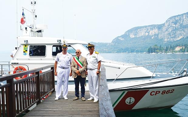 Küstenwache: Stützpunkt in Garda wird zur festen Einrichtung