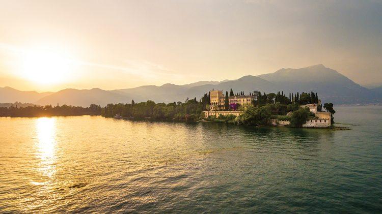 Traumhafte Touren zur Isola del Garda