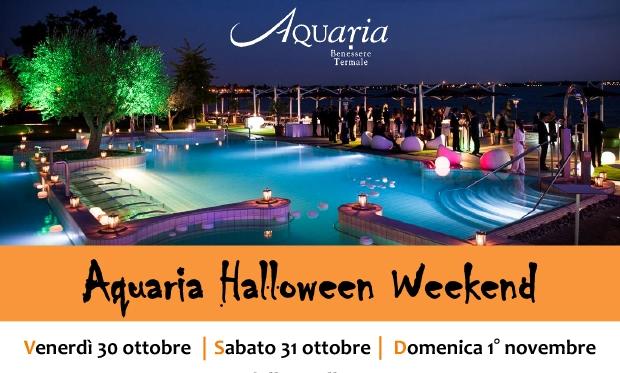 Aquaria Halloweeen Weekend