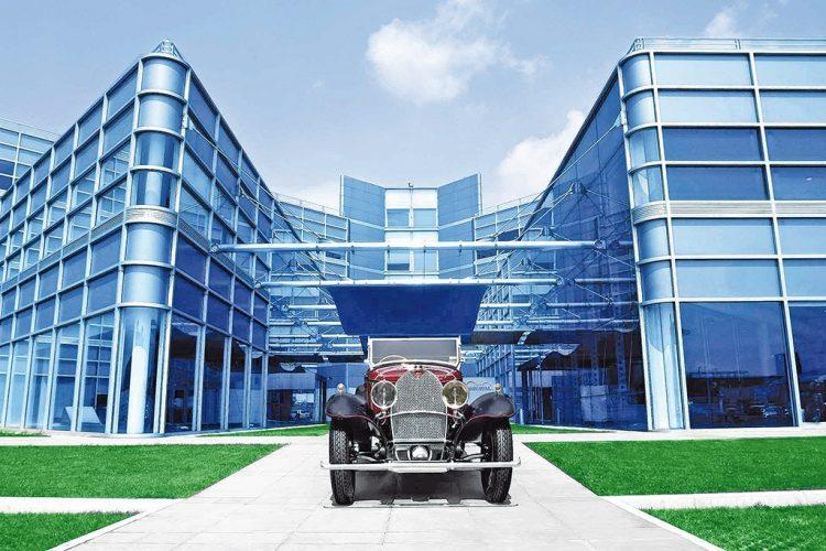 Museum Nicolis: Finalist der Motoring Awards