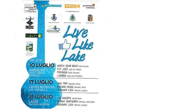 """""""Live Like Lake"""" läuft noch bis zum 31. Juli"""