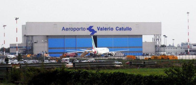 November: neuer Rekordmonat für den Flughafen Catullo in Verona
