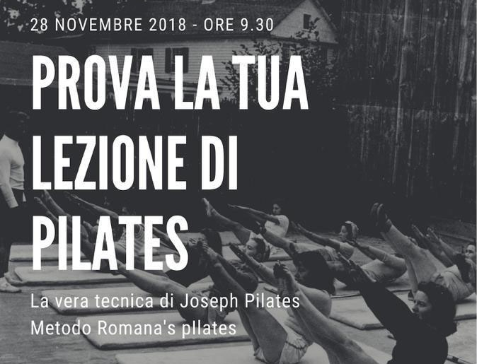 Pilates in Torri del Benaco