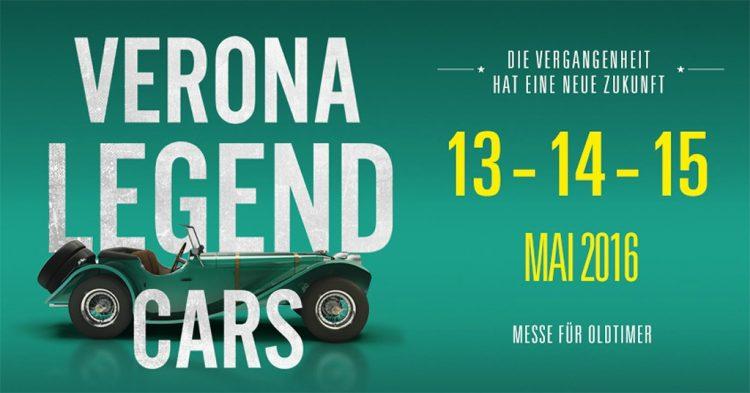 Große Vorfreude auf die zweite Ausgabe der Verona Legend Cars