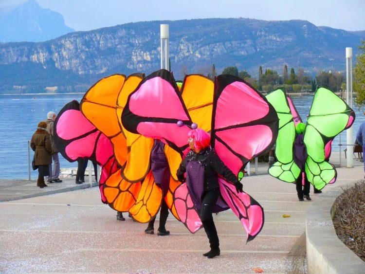 Karnevalsumzug in Bardolino