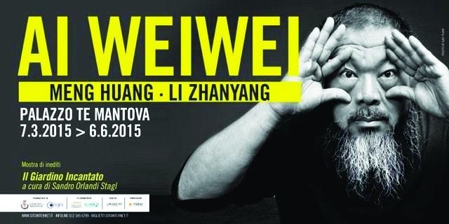 Der verzauberte Garten von Ai Weiwei