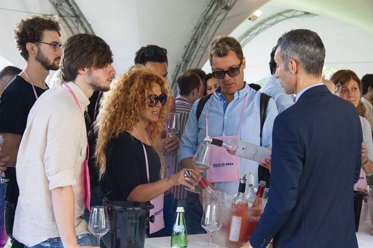 Italia in Rosa: Weinevent findet zum zehnten Mal statt