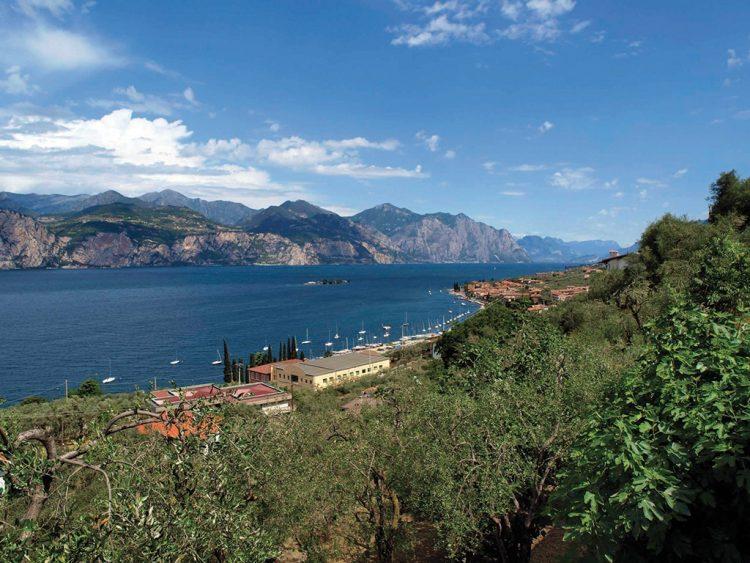 Brenzone sul Garda und seine Ortsteile