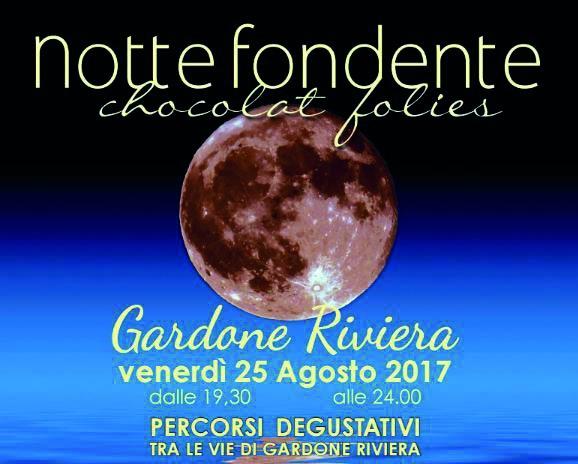 """Gardone bittet am  25. August zur achten """"Zartbitteren Nacht"""""""
