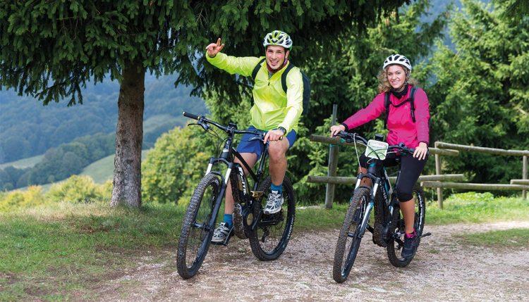 Golosabici: Biketour mit Genuss