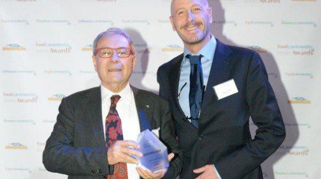 """Winzerbetrieb Masi Agricola mit dem Preis """"Food & Beverage und Finanz"""" ausgezeichnet"""