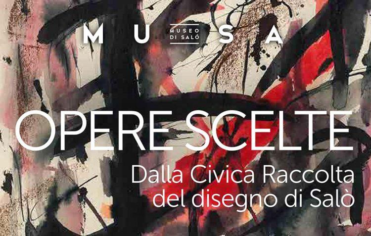 Ausstellungseröffnung im MuSa in Salò