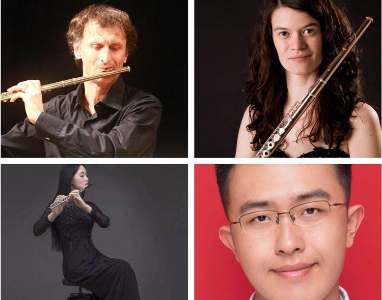 Quartetto di Bolzano in Sandrà zu Gast