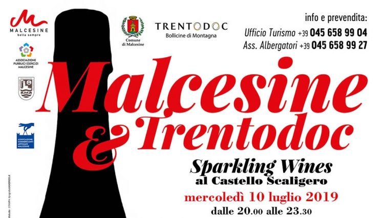 10 Juli: Malcesine & Trentodoc