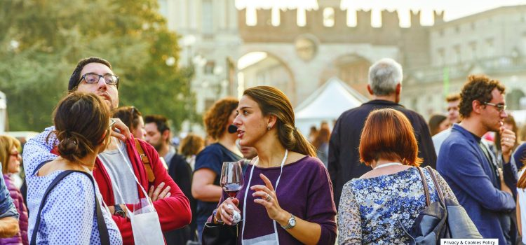 Hostaria Verona: Weinfestival in der Altstadt