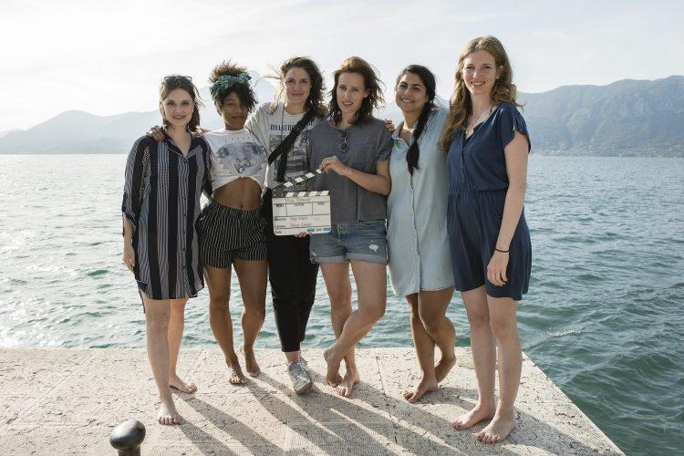 Deutsch-italienisches Filmteam dreht Spielfilm am Gardasee