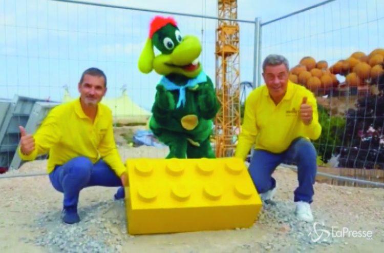 Im Gardaland entsteht der erste LegoLand Waterpark Europas