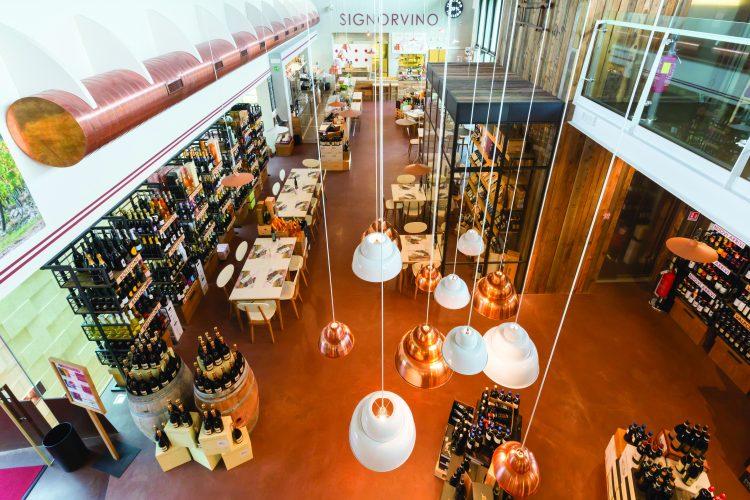Valpolicella: Veranstaltungen im Wine Store Signorvino