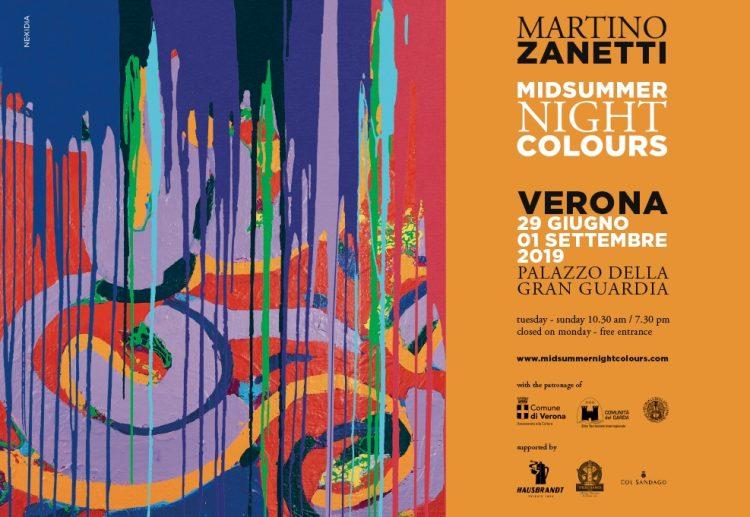 """Verona: """"Midsummer Night Colours"""" von Martino  Zanetti"""