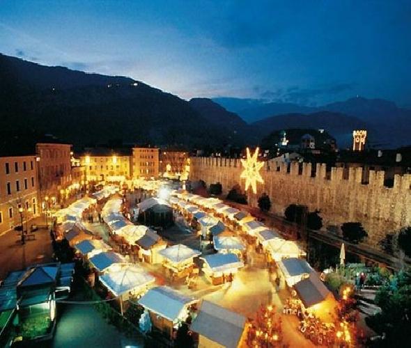 Musikalische Weihnachtstage in Malcesine