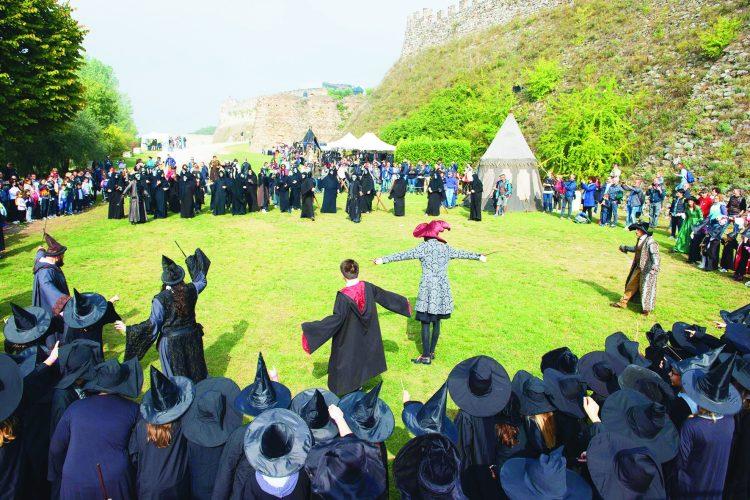 Harry Potter Day in der Rocca von Lonato