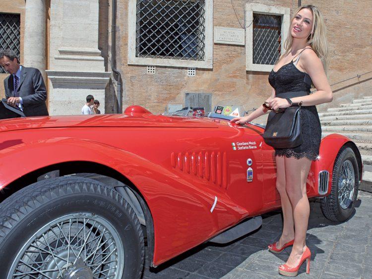 Mille Miglia am Start: Alles, was Sie über die Ausgabe 2021 wissen müssen