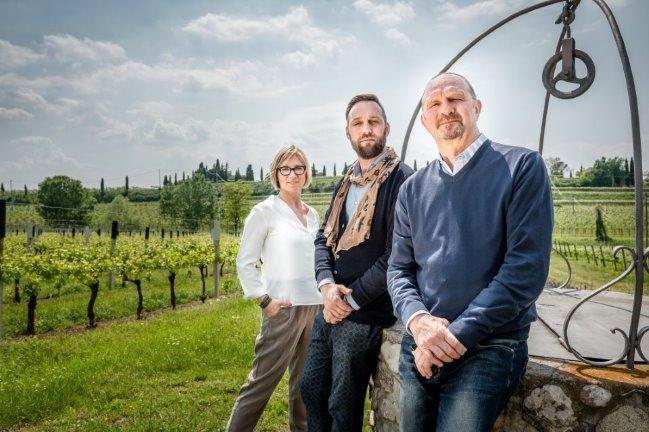 Weingut Tinazzi nimmt wieder an Hostaria Verona teil