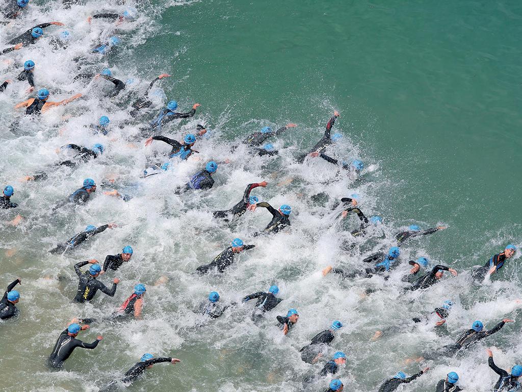 Internationaler Triathlon von Bardolino auf 2022 verschoben