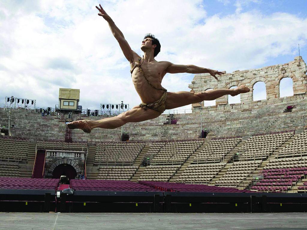 Opernsaison in der Arena di Verona: Shows mit sechstausend Zuschauern