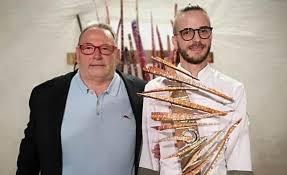 Chefkoch Gottardello wird mit dem Premio Maculan ausgezeichnet