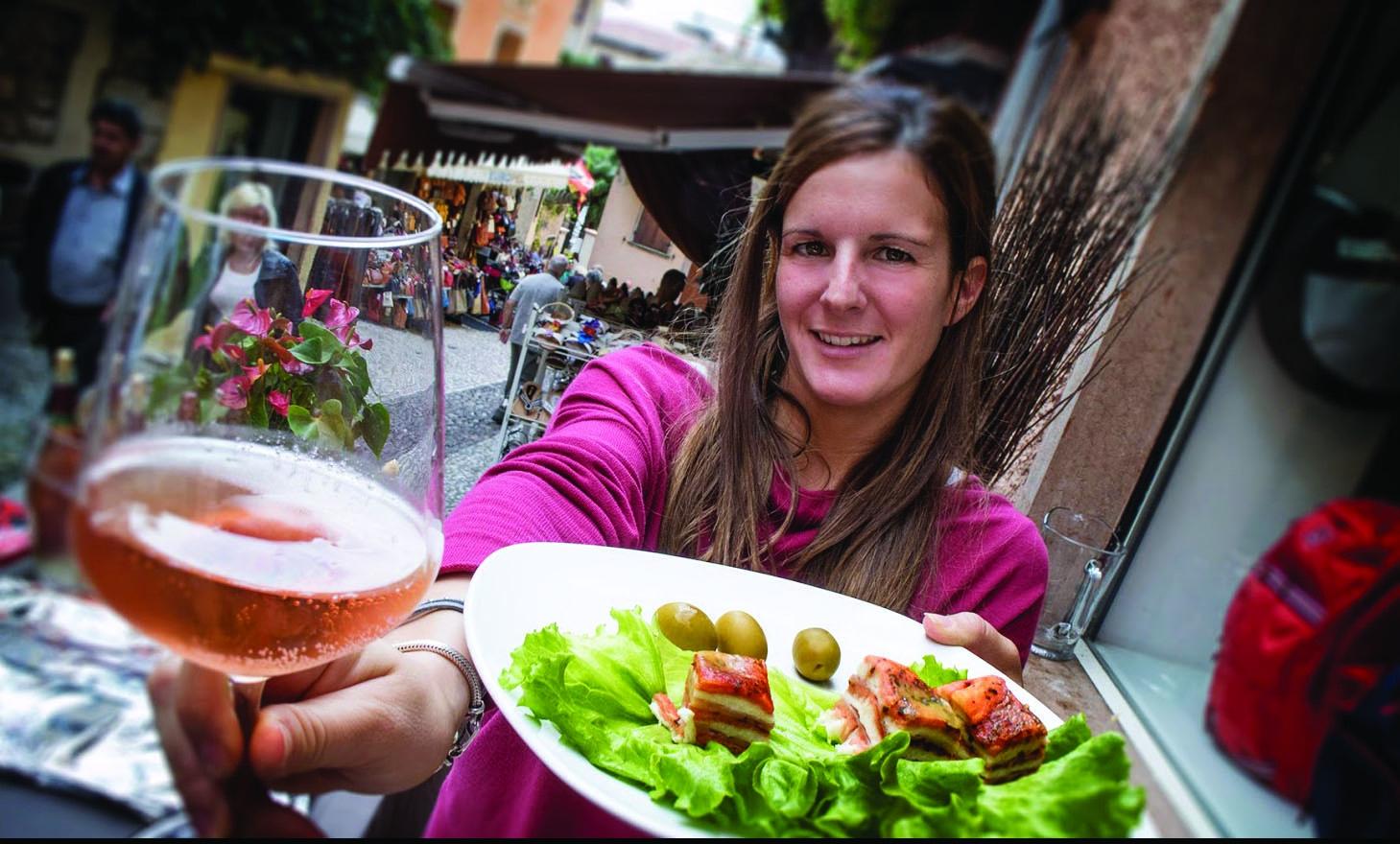 Mura-Festival: Von Italien bis Venezuela, Gourmet-Streetfood unter den Sternen von Verona