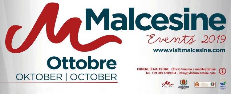 Malcesine: Musik und Sport in der zweiten Oktoberhälfte