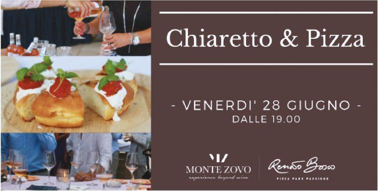 28. Juni: Chiaretto & Pizza in Caprino