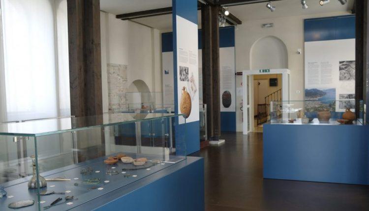 Grabbeigaben aus Lugone werden im MuSa ausgestellt