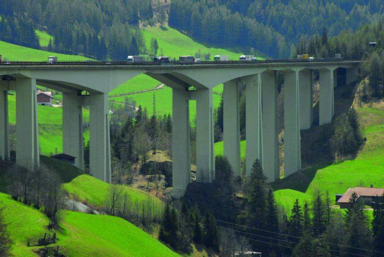 Brennerautobahngesellschaft investiert 68 Millionen Euro in Instandhaltungsarbeiten