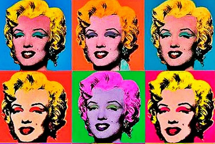 Andy Warhol-Ausstellung in Desenzano